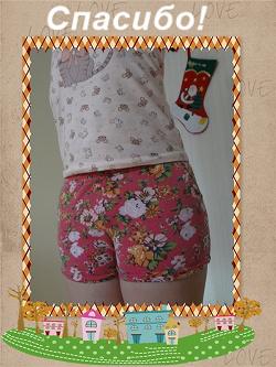 Отдается в дар «Для девочки: штаны и шорты»