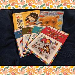 Отдается в дар «Книги для детей»