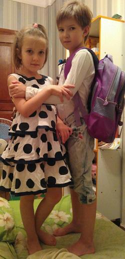 Отдается в дар «Рюкзак для девочки на 1-4 класс»