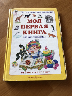 Отдается в дар «Энциклопедия самым маленьким»