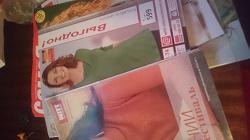 Отдается в дар «Журналы моды прошлых лет»
