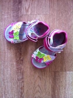 Отдается в дар «Детская обувь — Сандали, 23 р-р»
