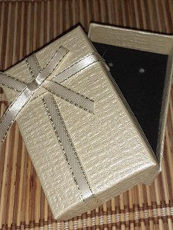 Отдается в дар «Подарочная коробочка»