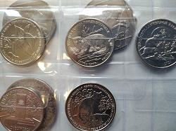 Отдается в дар «Фауна на монетах.»