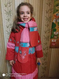 Отдается в дар «пальто и куртка на девочку»