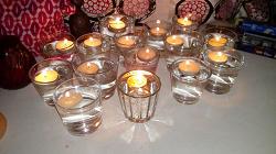 Отдается в дар «Стаканы от/для свечей»