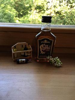 Отдается в дар «Алкогольная миниатюра.»