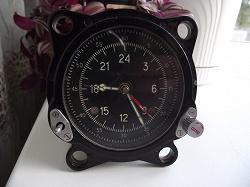 Отдается в дар «Часы авиационные, ☭»