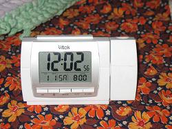 Отдается в дар «Электронные часы-будильник Vitek»
