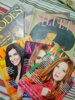 Отдается в дар «Журнал «Караван историй» Коллекция (июнь 2015)»