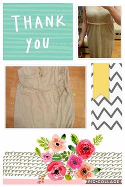 Отдается в дар «Платье 44 размер»