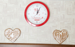 Отдается в дар «Настенные часы»