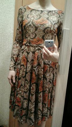 Отдается в дар «Платье, 42/44 размер.»