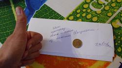 Отдается в дар «Монеты к празднику»