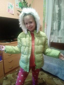 Отдается в дар «Куртка для девочки 10 лет»