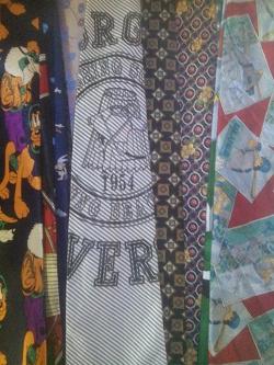 Отдается в дар «стильный галстук Египет»