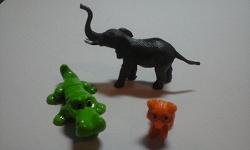 Отдается в дар «Животные из киндеров»