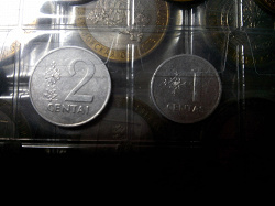 Отдается в дар «монетки»