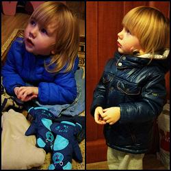 Отдается в дар «Куртка Детская»