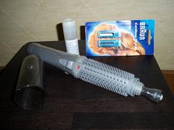 Отдается в дар «Braun стайлер для волос»