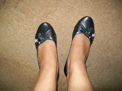 Отдается в дар «Отдам туфли р 40»