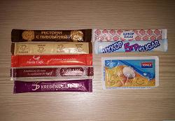 Отдается в дар «Сахар в коллекцию»
