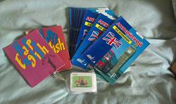 Отдается в дар «English for Beginners Flashcards»