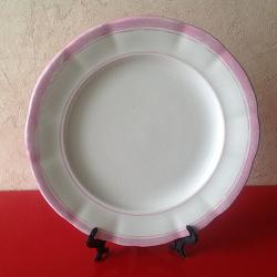 Отдается в дар «Тарелка фарфоровая»