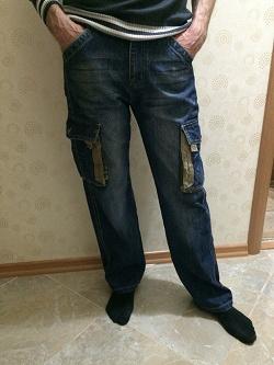 Отдается в дар «мужские джинсы»