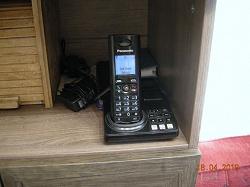 Отдается в дар «Телефон Panasonic.»