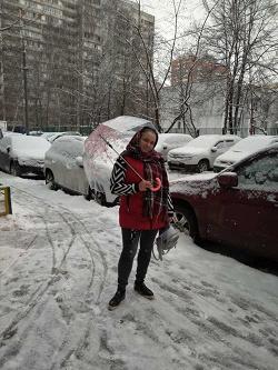 Отдается в дар «Зонт трость»