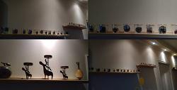 Отдается в дар «Деревянные полки Икея IKEA»