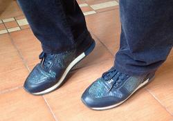 Отдается в дар «Ботинки, 38 размер»