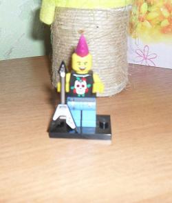 Отдается в дар «Какое-то Лего»