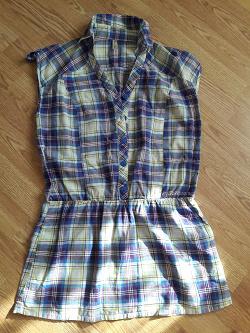 Отдается в дар «удлиненная блузка Глория Джинс»