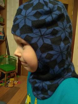 Отдается в дар «Шапка-шлем»