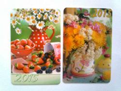 Отдается в дар «Календарики и закладка Westlife)»