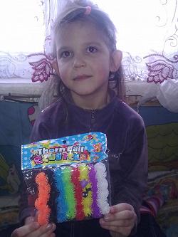 Отдается в дар «Сделаю подарок ребенку на НГ»