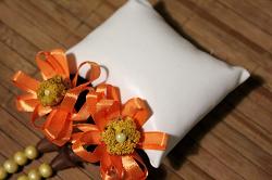 Отдается в дар «Подушка для часов или браслета»