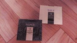 Отдается в дар «соль, перец грандфудовые»