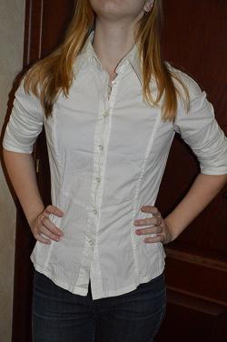 Отдается в дар «2 блузки»