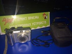 Отдается в дар «Фотоаппарат Canon power shot a630»