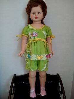 Отдается в дар «Одежда для больших кукол»