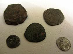 Отдается в дар «Дар монеты антики и средневековья.»