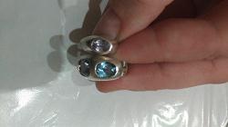 Отдается в дар «Серьги, серебро?»