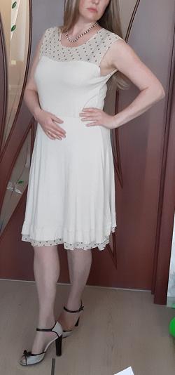Отдается в дар «Платье летнее, р-р L»