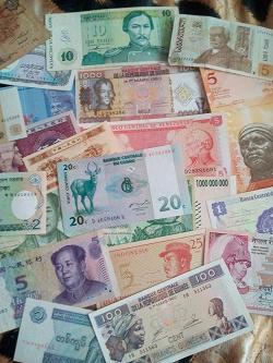 Отдается в дар «Банкноты Конго»