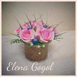 Отдается в дар «Флористическая губка»