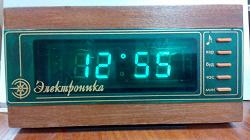 Отдается в дар «Часы электронные «Электроника»»