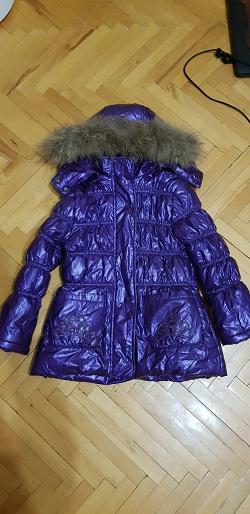 Отдается в дар «Куртка на девочку. Рост 128»